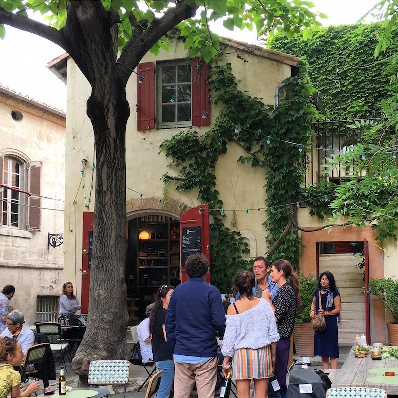 Arles LOuvre Boite VIAGGIO IN PROVENZA