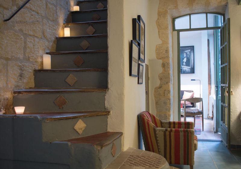 Avignone La Banasterie 1 VIAGGIO IN PROVENZA