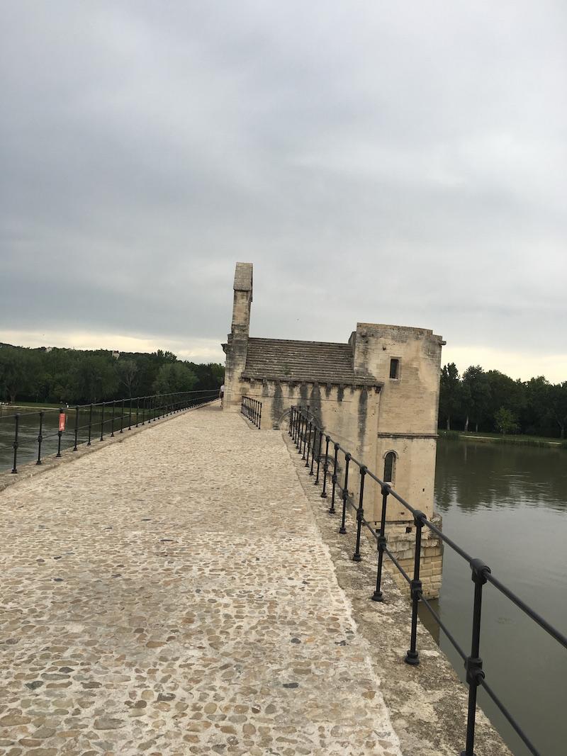 Avignone Ponte VIAGGIO IN PROVENZA