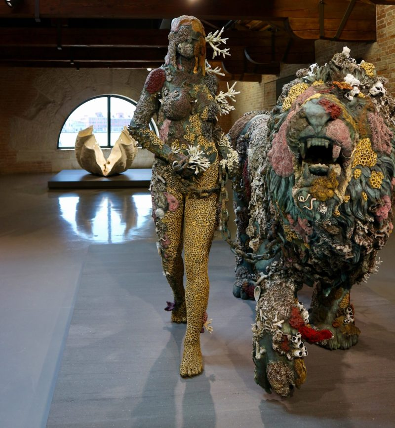 IMG 6336 e1496236722356 DAMIEN HIRST: TREASURES FROM THE WRECK OF THE UNBELIEVABLE