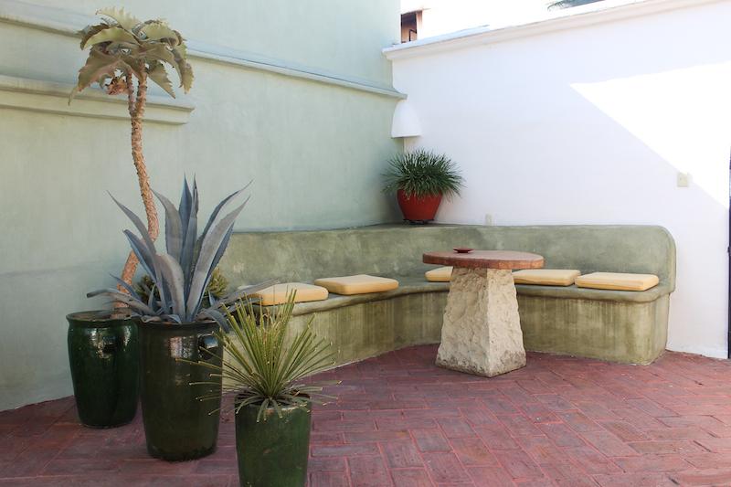 casa oaxaca terrace Oaxaca City