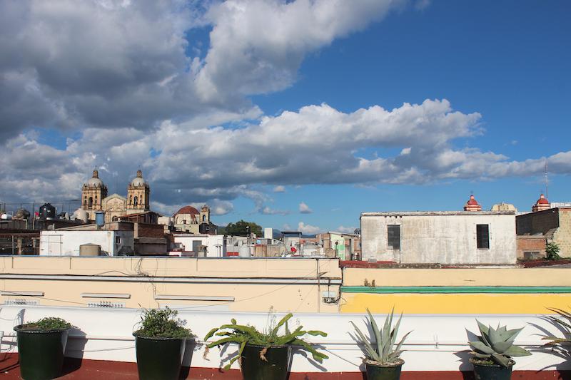 oaxaca Oaxaca City