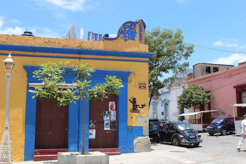 oxaca city Oaxaca City