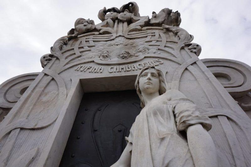 Cementerio de la Recoleta e1517416461823 BUENOS AIRES