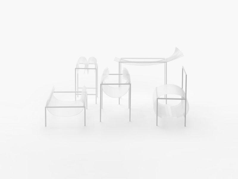 04 bouncy layers48 hiroshi iwasaki e1522253683650 Milano Design Week 2018