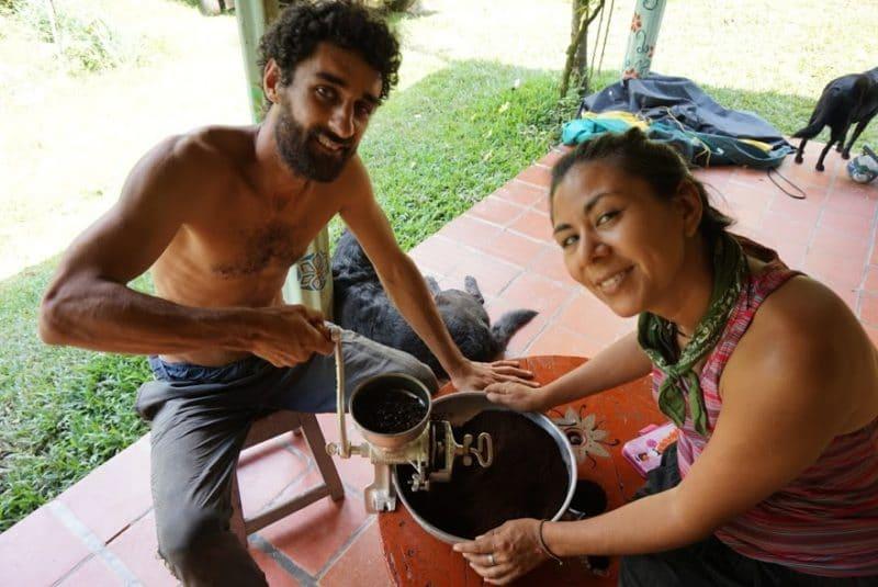 %name Progetto Akasha, Colombia