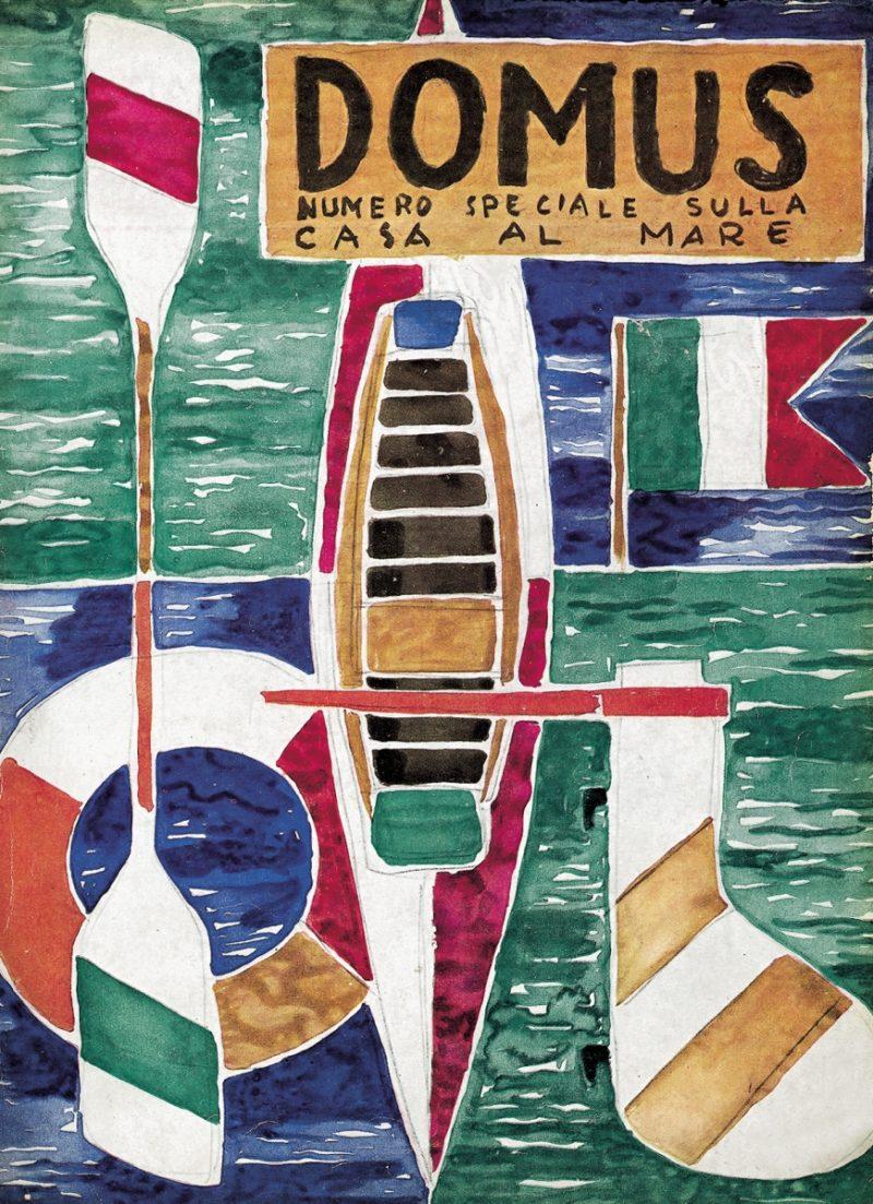 domus cover 152 ago 1940 e1522419712339 ART WEEK 2018