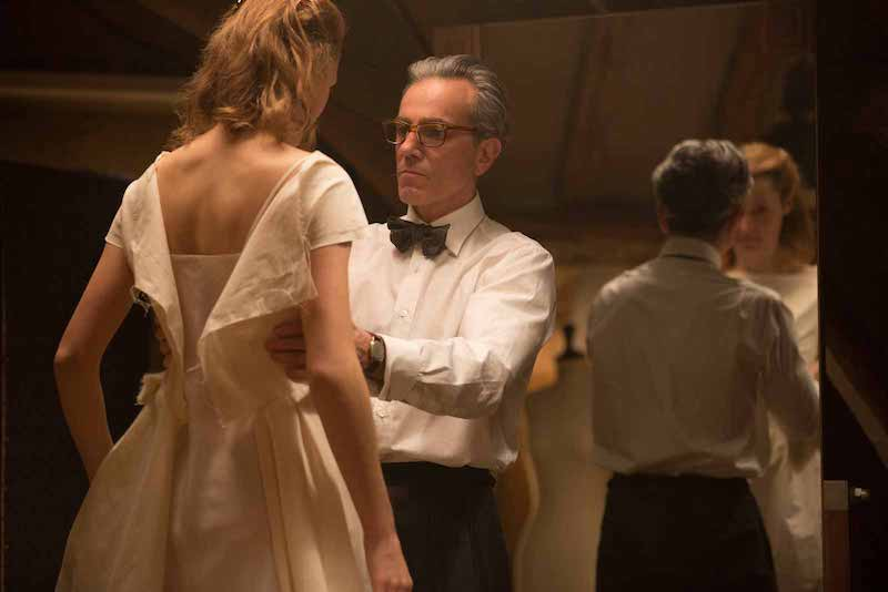 phantom thread lead PHANTOM THREAD