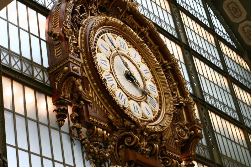 Orsay museum clock e1527595825494 LA NUOVA VITA DELLE STAZIONI