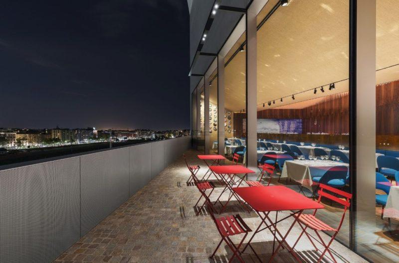 fondazione prada milano milan restaurant ristorante torre e1529242443256 MANGIARE ALLAPERTO A MILANO 2018