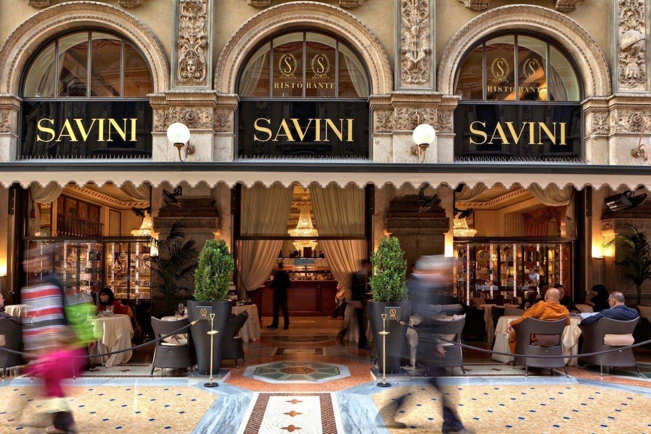 Savini Milano 1300x867 CAFFE STORICI MILANO