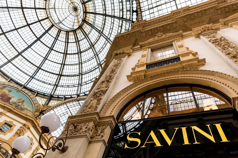 Savini Milano CAFFE STORICI MILANO