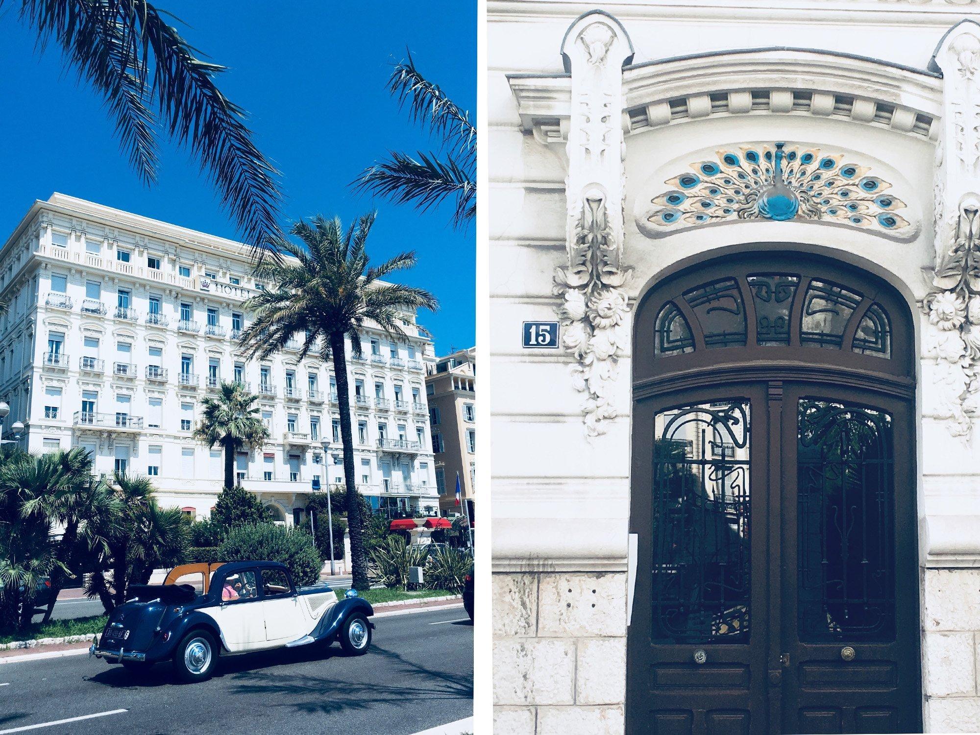 nizza Weekend lungo a Nizza