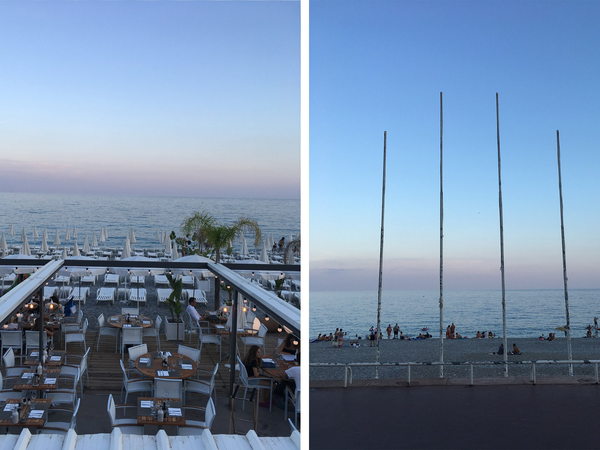 sporting nizza Weekend lungo a Nizza