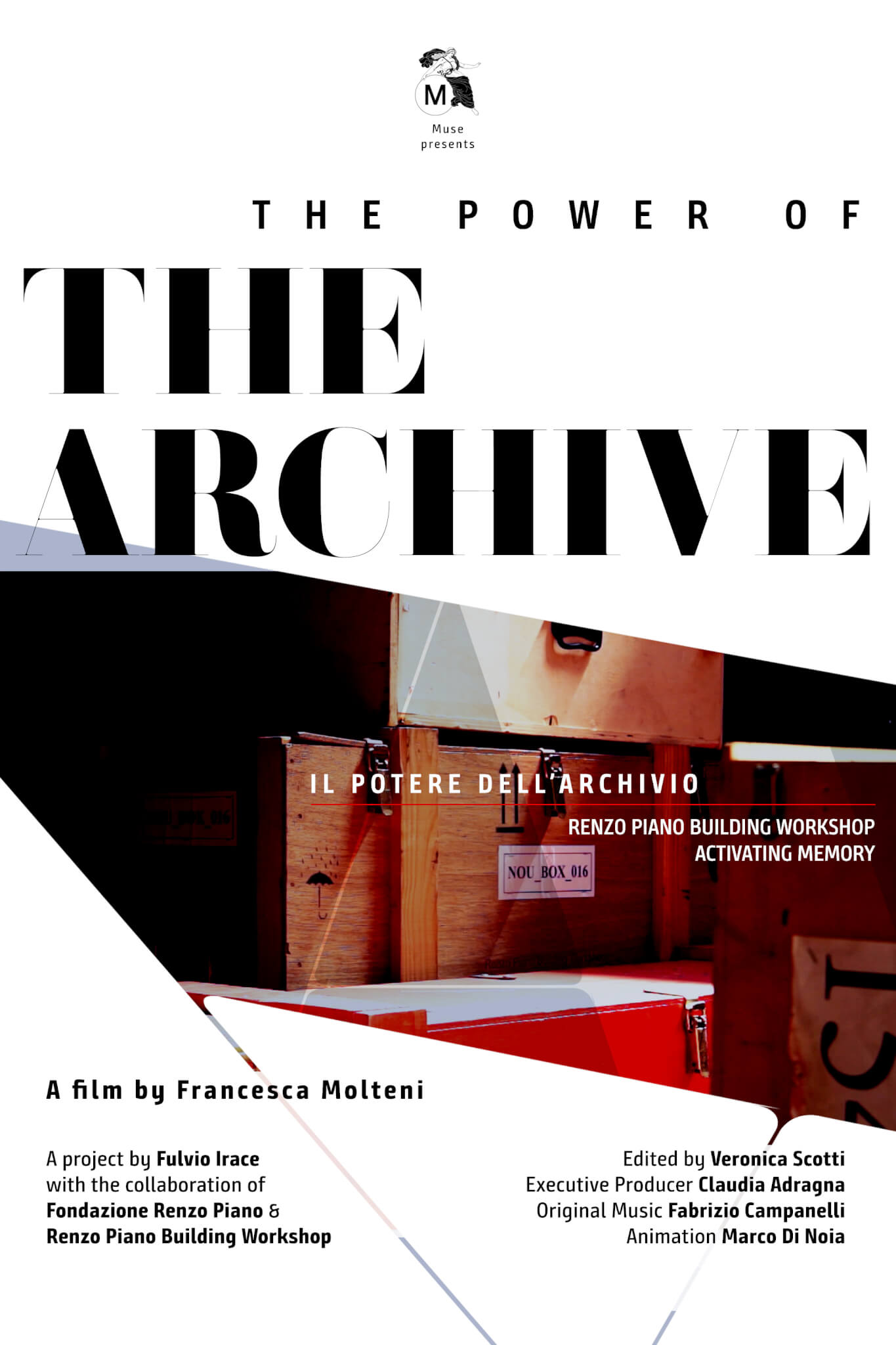 The Power of The Archive CINEMA E ARCHITETTURA