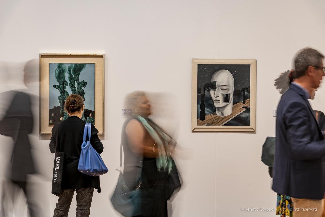 Magritte La Ligne de Vie MASI Lugano 2018 © Renato Corpaci 9 10 MOSTRE DA VEDERE IN EUROPA