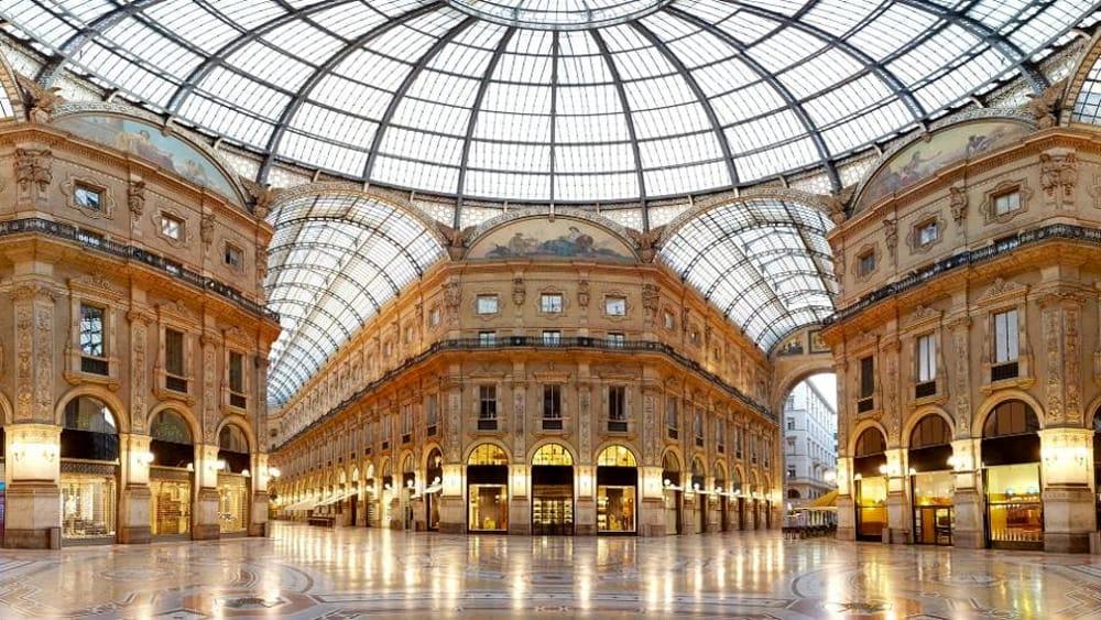 galleria vittorio emanuele 2 BOTTEGHE STORICHE DI MILANO