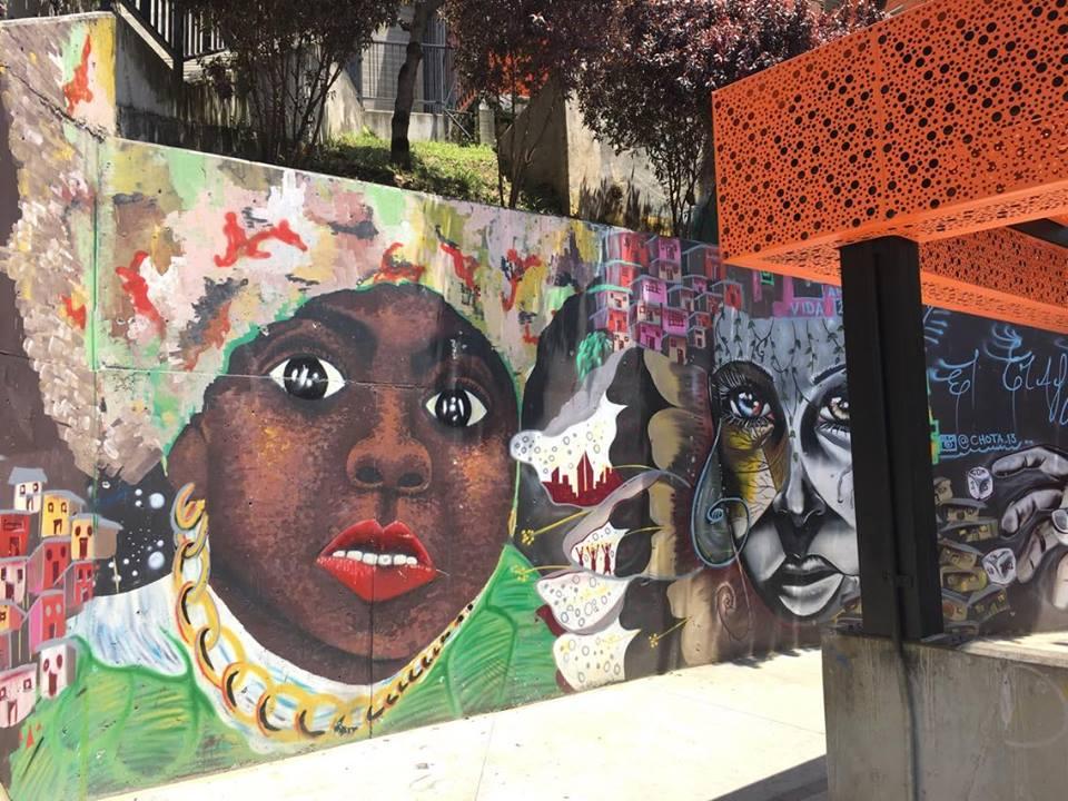 Medellin Comuna 13 VIAGGIO IN COLOMBIA