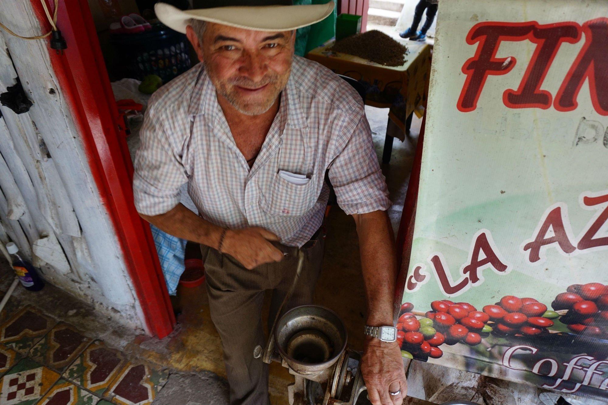 Salento compressor VIAGGIO IN COLOMBIA