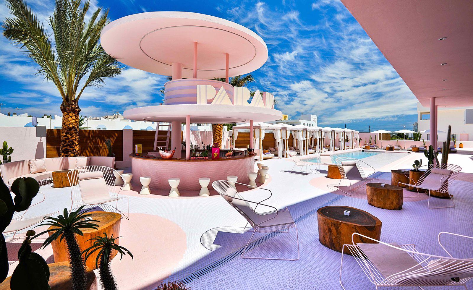 l paradiso ibiza art hotel 4 compressor ART HOTEL NEL MONDO