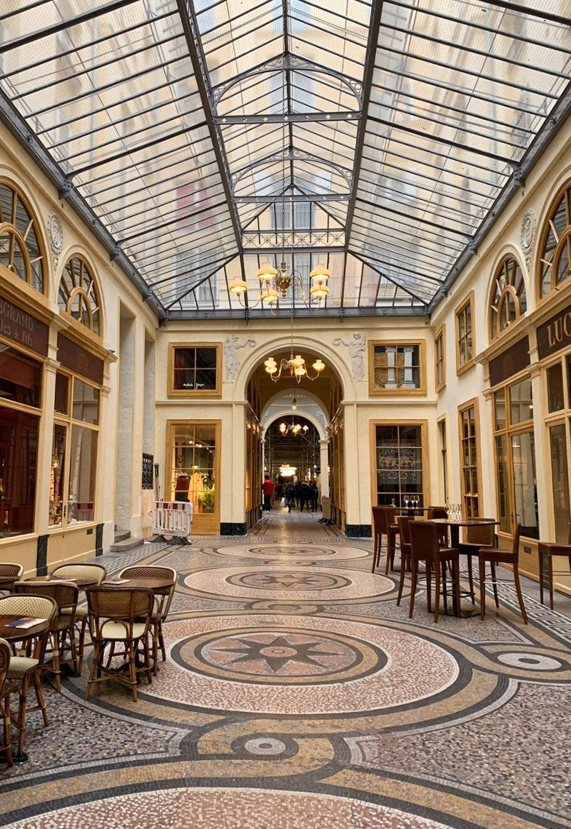 Galerie Vivienne def1 PARIGI AL COPERTO
