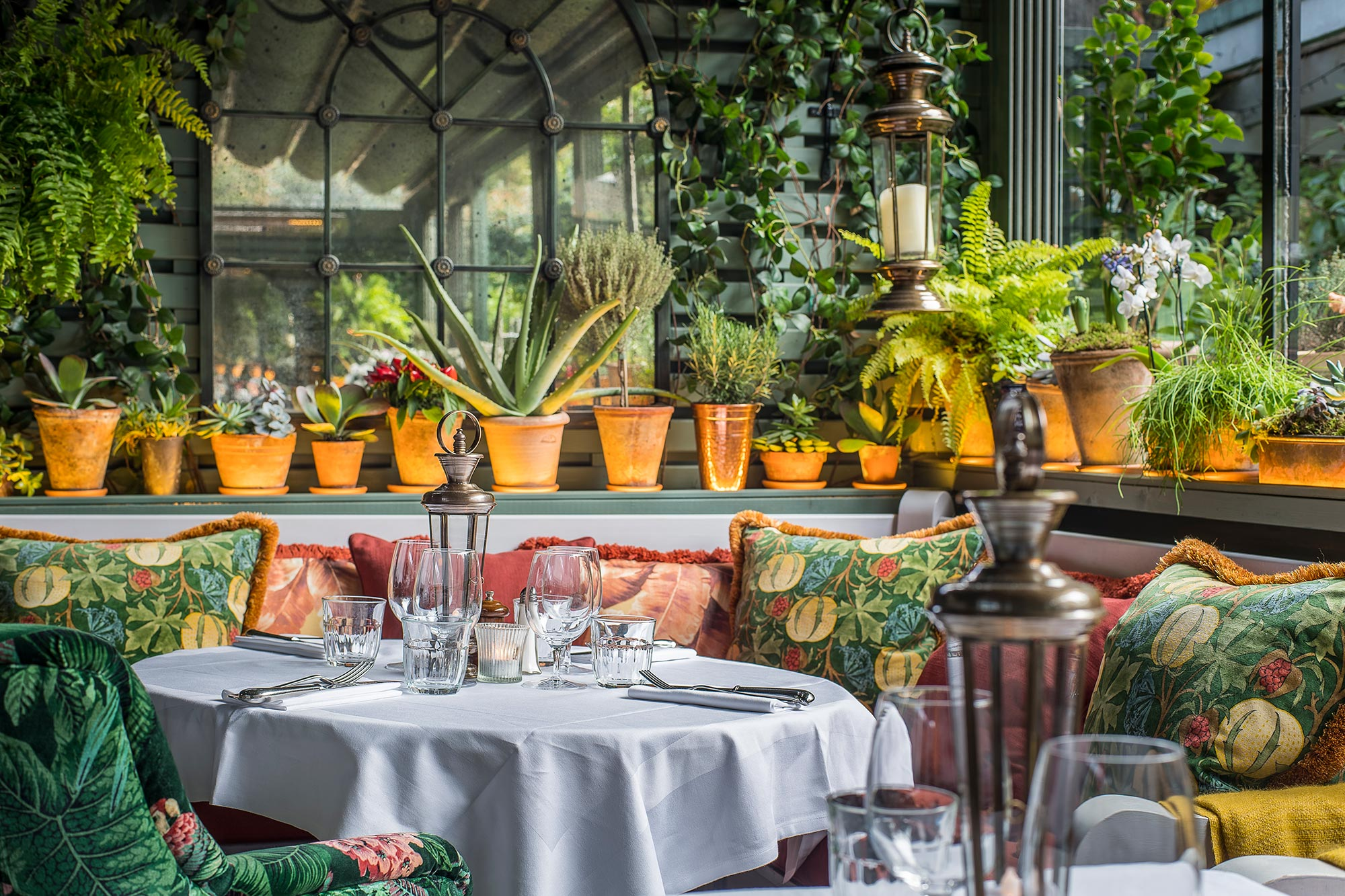 The Ivy Chelsea Garden Winter Terrace 1 10 RISTORANTI NEL MONDO