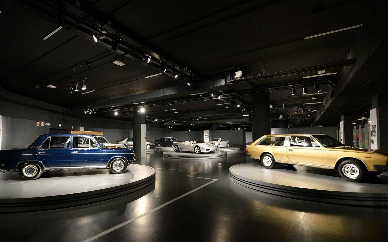 Museo Nazionale dell'Automobile 1 1170x731 I MUSEI PIÙ BELLI DITALIA