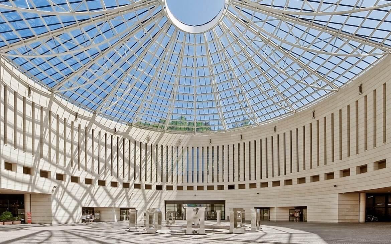 rovereto mart museo d arte moderna e contemporanea di trento e rovereto INT 002 2000x1200 1170x731 I MUSEI PIÙ BELLI DITALIA