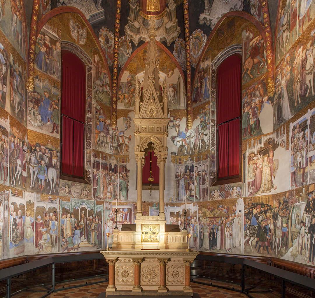 cappella interno copia GITA A MONZA