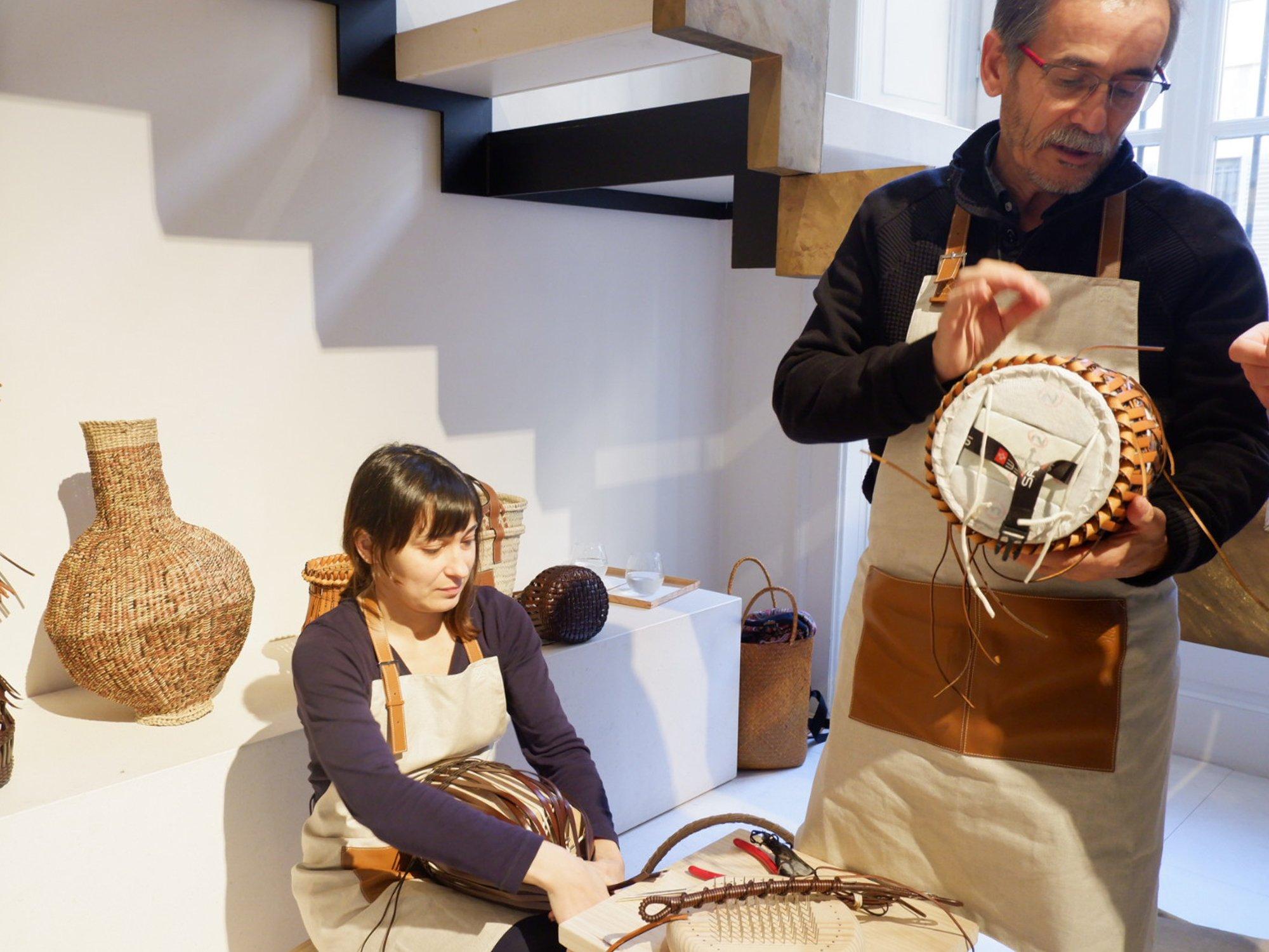 loewe Fuorisalone 2019: La rivincita dell'artigianato