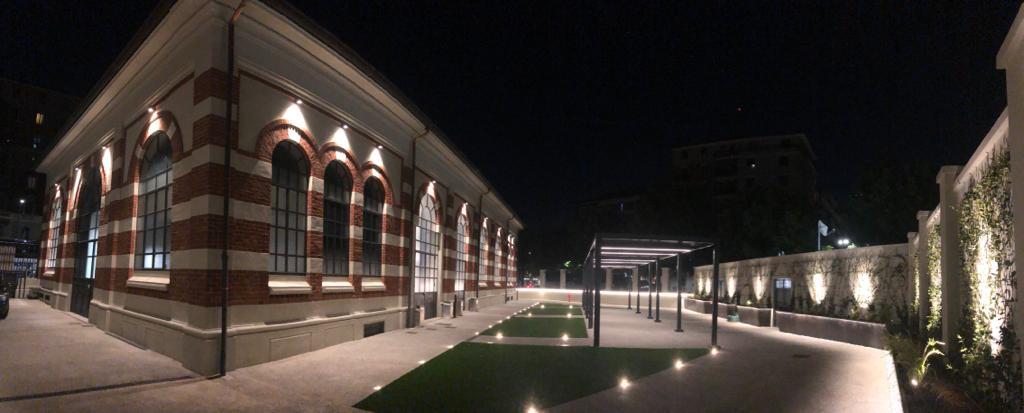 CAMI esterno notte OPEN HOUSE MILANO 2019