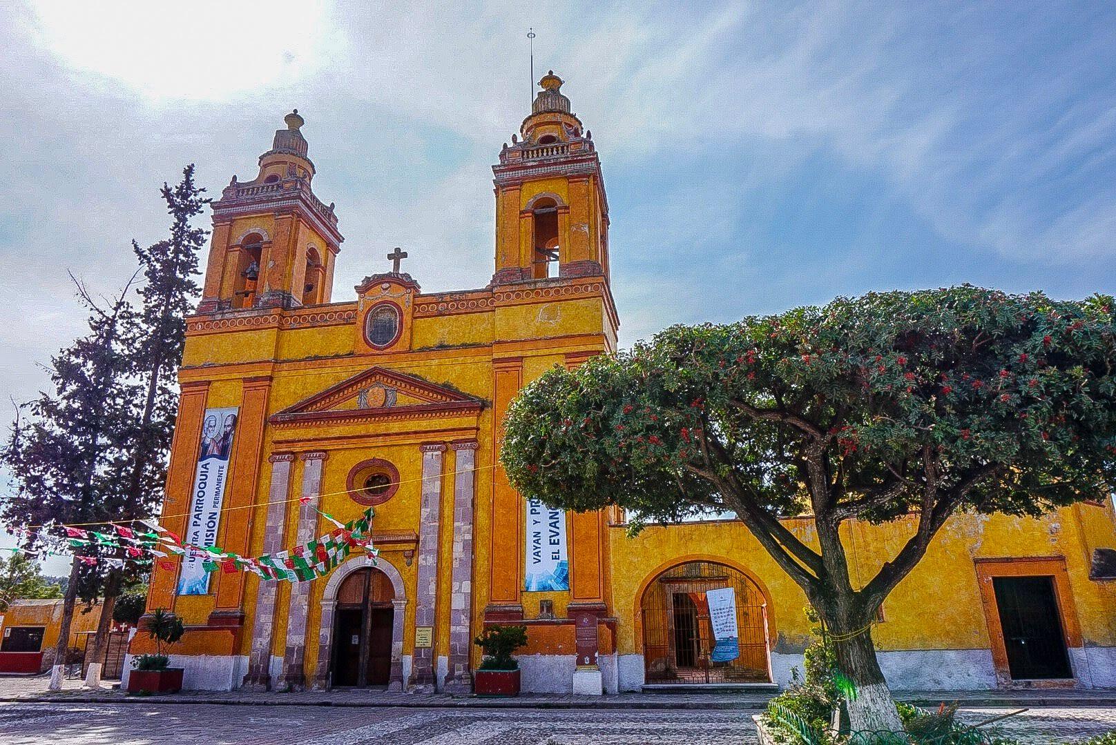 Cadereyta de Montes VAMOS À MEXICO