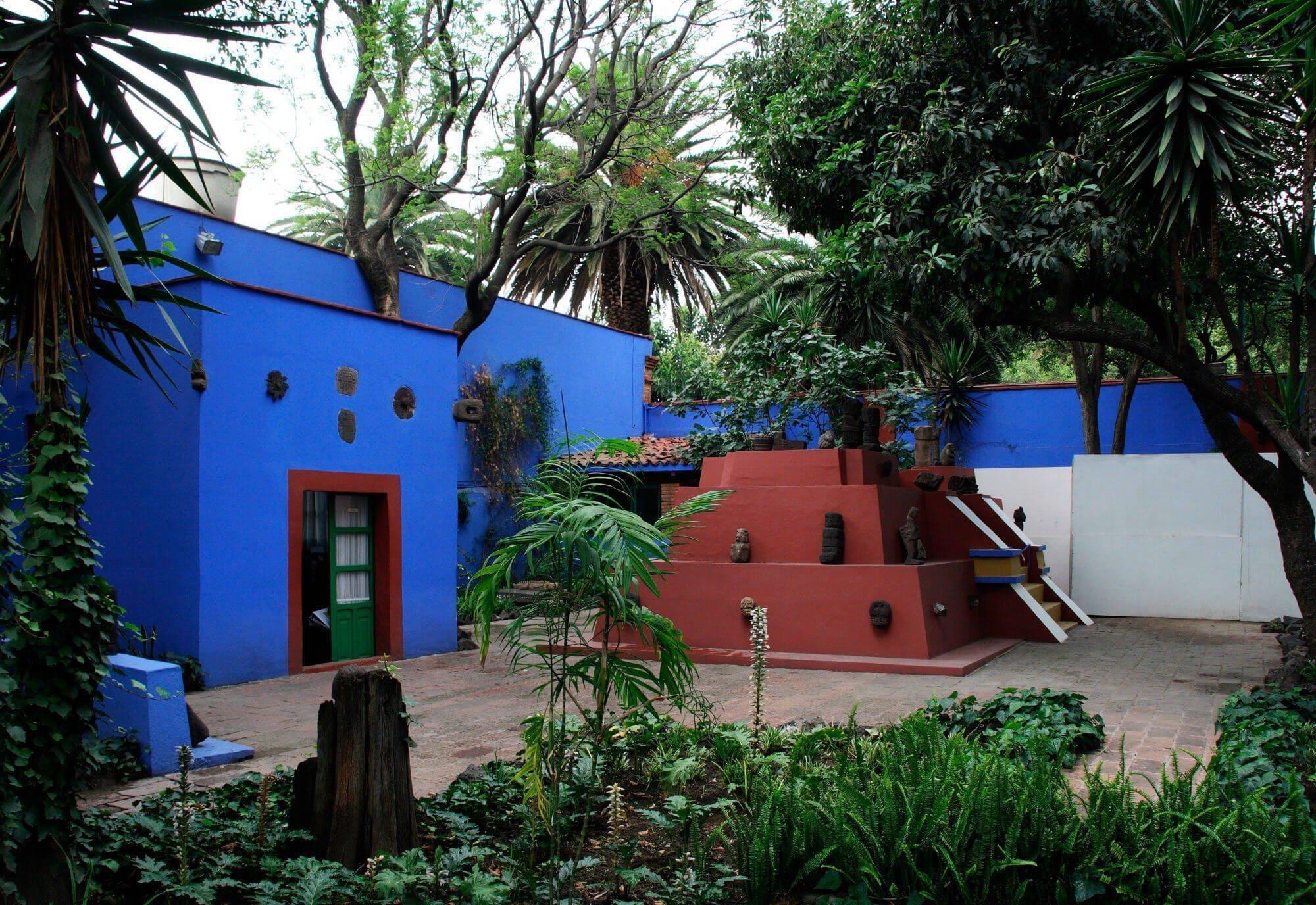 Casa Azul VAMOS À MEXICO