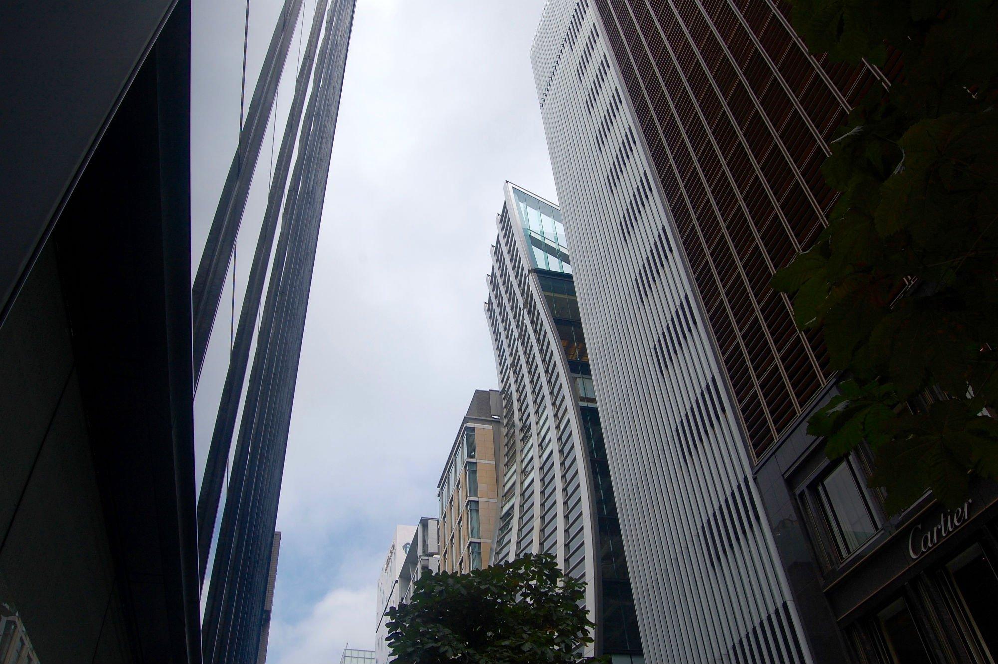 Ginza2 VIAGGIO A TOKYO