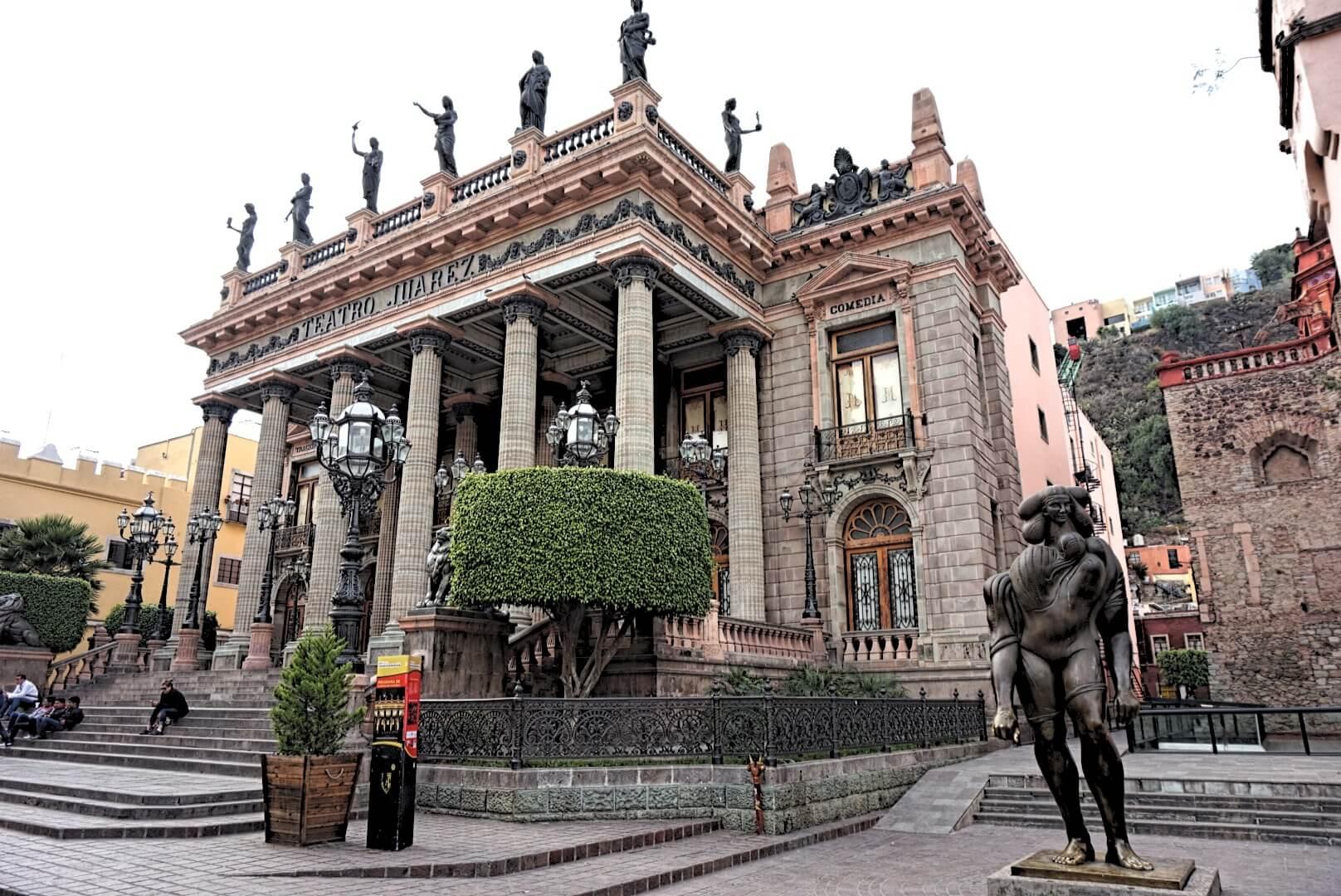 Guanajuato VAMOS À MEXICO