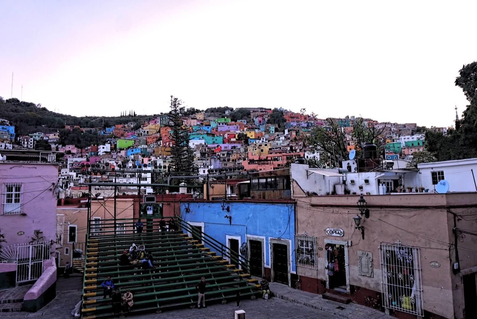 Guanajuato 1 VAMOS À MEXICO