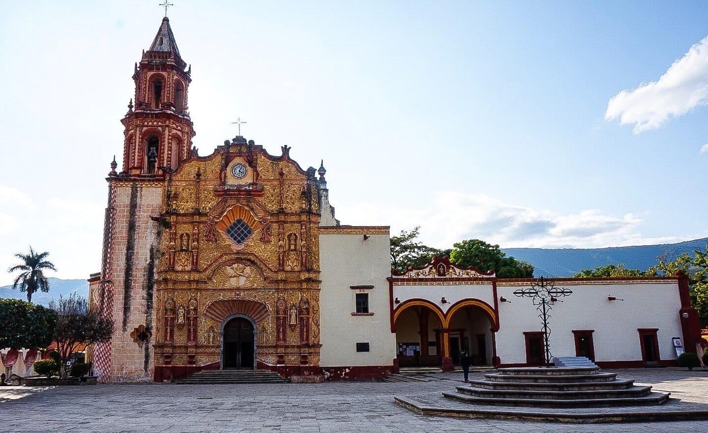 Jalpan de Serra VAMOS À MEXICO