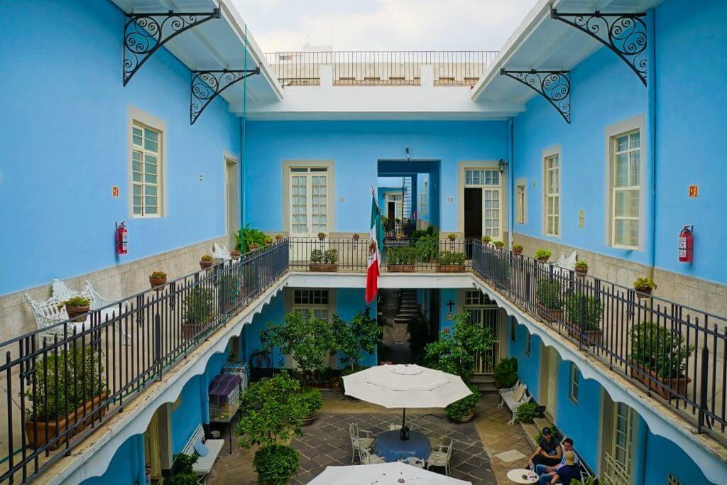 Mexico Central City Casa San Ildefonso 06642 VAMOS À MEXICO