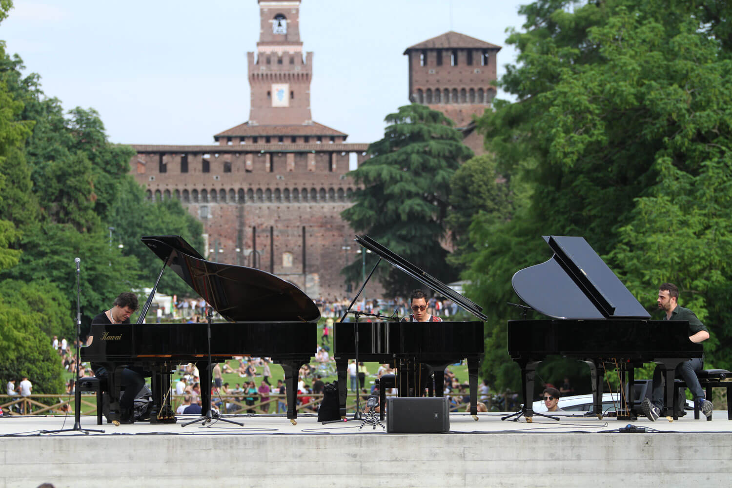 Piano City Milano Castello Sf PIANO CITY MILANO 2019