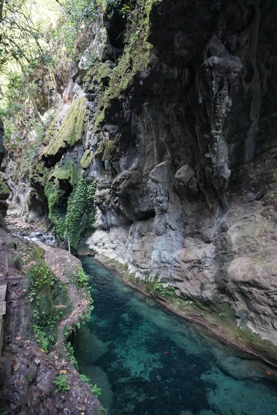 Puente de Dios VAMOS À MEXICO