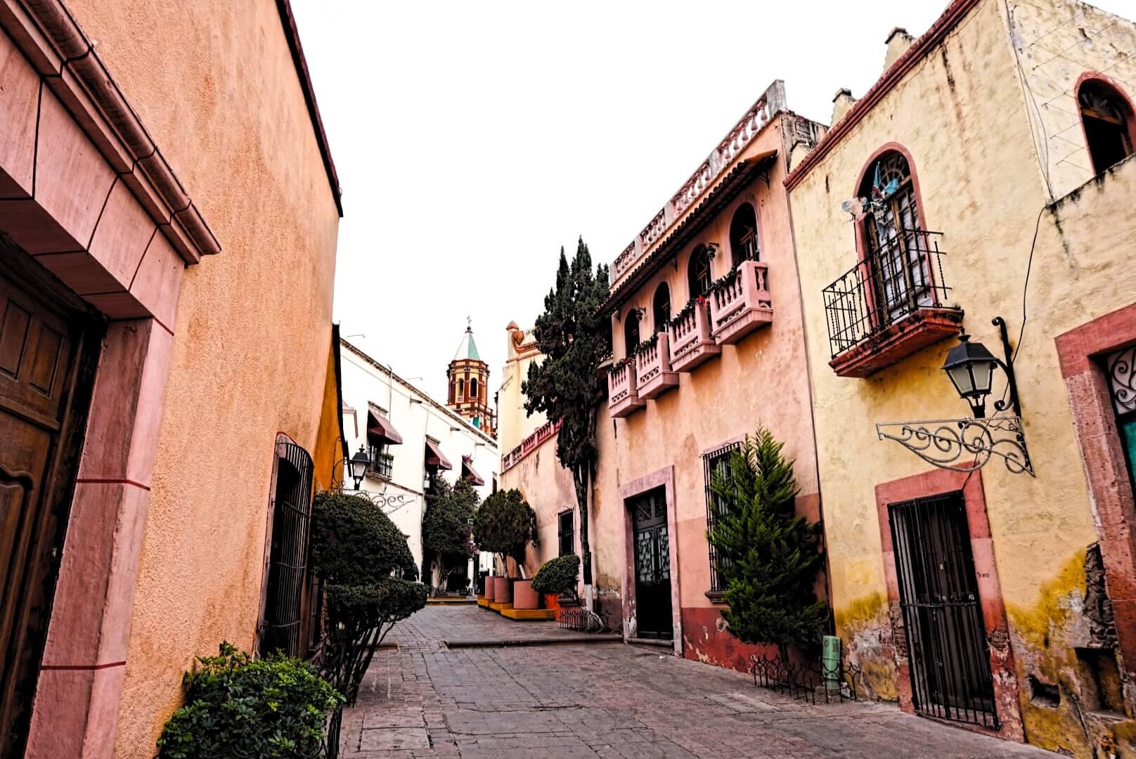 Queretaro  VAMOS À MEXICO