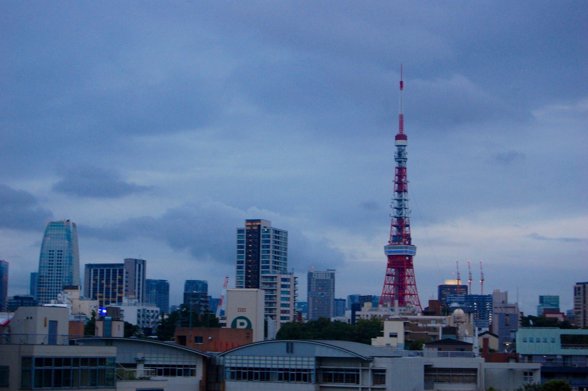 Rappongi Hills 1 VIAGGIO A TOKYO