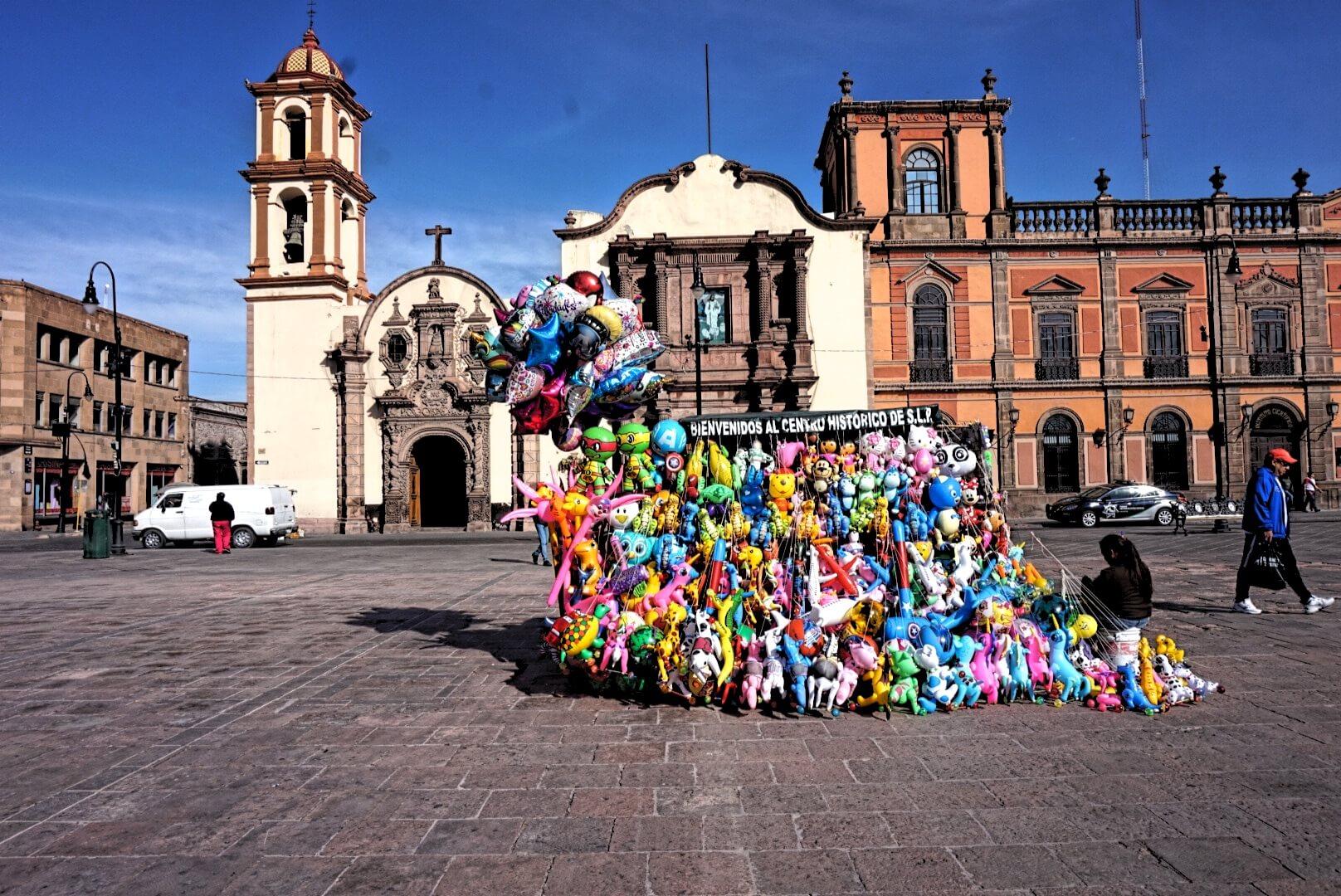 San Luis de Potosi VAMOS À MEXICO