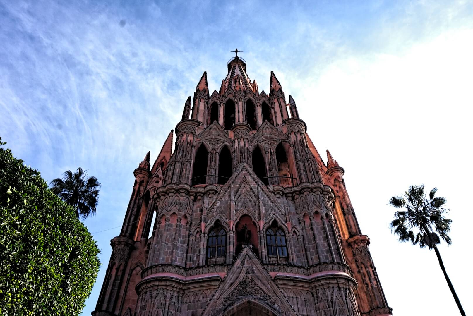 San Miguel Allende  VAMOS À MEXICO