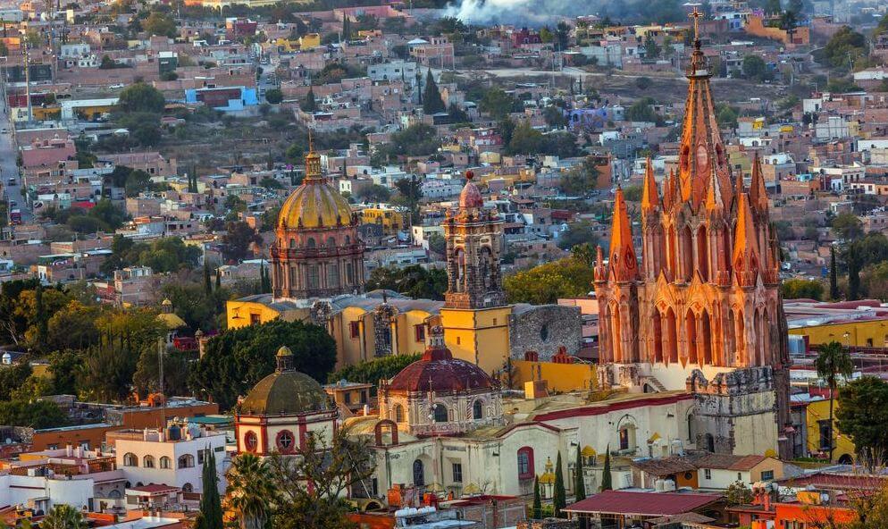 San Miguel Allende 1 VAMOS À MEXICO