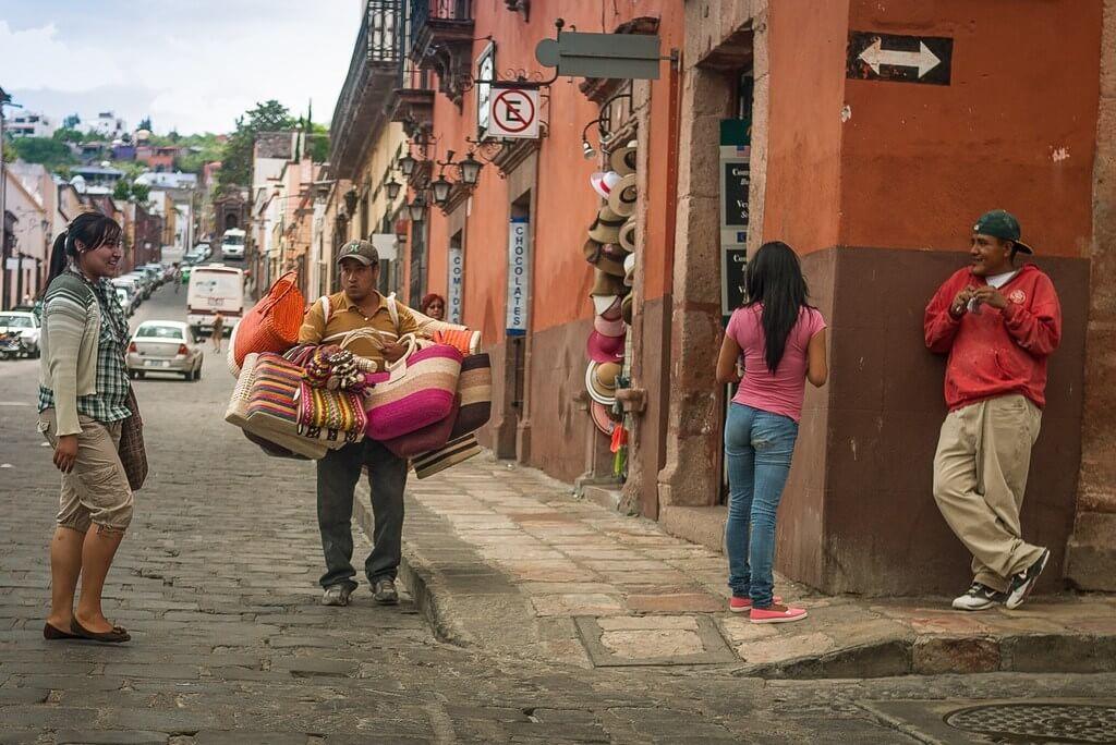 San Miguel de Allende 11 XL VAMOS À MEXICO