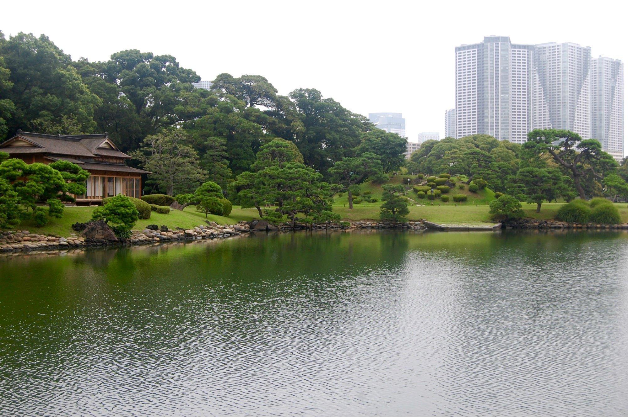 TOKYO PARCO VIAGGIO A TOKYO