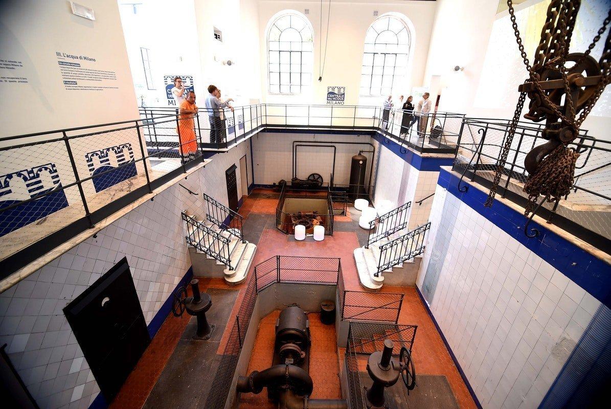 museo dell acqua potabile spazio acqua 58900 OPEN HOUSE MILANO 2019