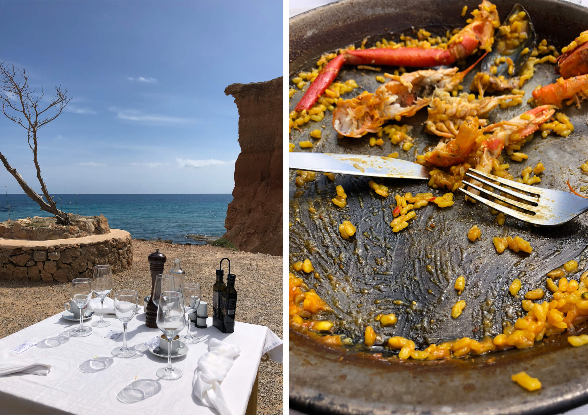 sa caleta lunch ibiza WEEKEND A IBIZA