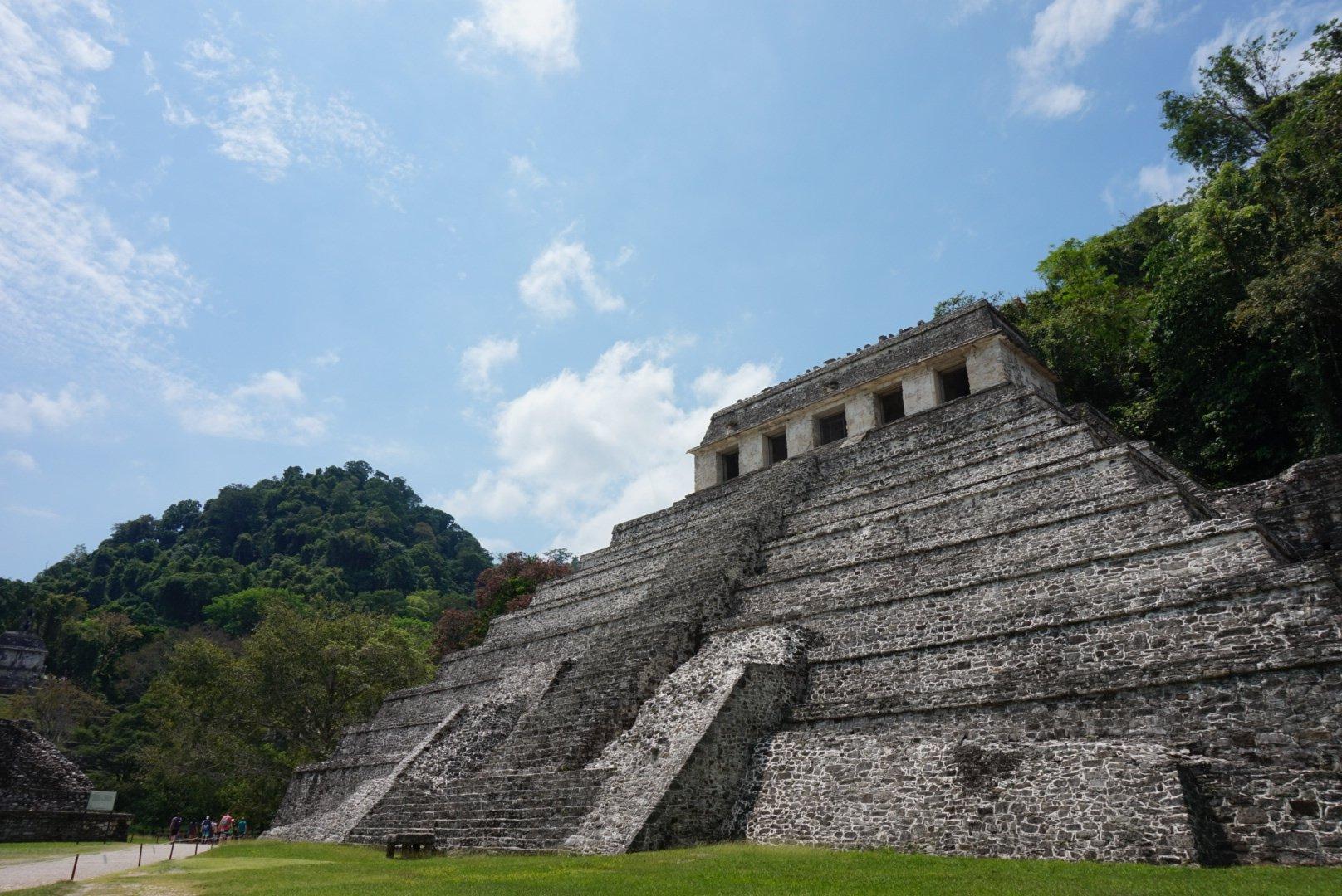 Palenque VAMOS À MEXICO, ZONA SUD